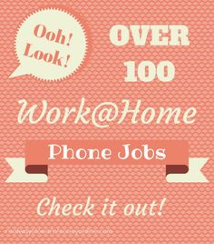 89 Best WAH Job Leads images | How to make money, Work from home