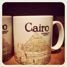 Starbucks Cairo Mug