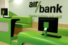 Crea International designed a new kind of bank store which aims to be noticed and admired, the Air Bank. Project description: A new innovative concept, not a Banks Office, Best Bank, Luxury Homes, House Design, Interior, Modern, Projects, Offices, Luxurious Homes