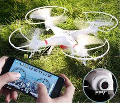 56.91$  Watch here - http://alix5k.worldwells.pw/go.php?t=32561145098 - newest HuanQi 898B 2.4G Gyro Headless Mode RC drone RC Quadcopter with FPV WIFI camera  smartphone gravity induction control 56.91$