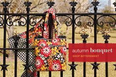 Autumn bouquet - Shop Bittersweet