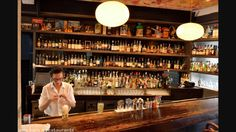 Back Bar Display Interior Design Commercial Pinterest