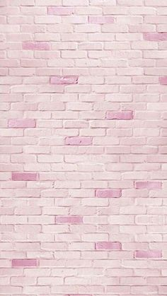 pink brick, wallpaper, and background image Cute Backgrounds, Phone Backgrounds, Cute Wallpapers, Wallpaper Backgrounds, Iphone Wallpaper, Disney Wallpaper, Tumblr Wallpaper, Cool Wallpaper, Pattern Wallpaper