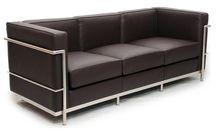 LC2 - 3 Seats - Cuero Café