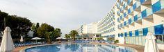 Vista Zona Exterior - Hotel Marvel Comarruga****
