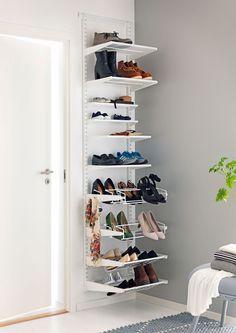 Rangement des chaussures