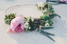 "FlowerCrown DIY | Design""Sponge  