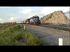 Péndulo en el vertedor de la presa. Hermosillo, Sonora, México 01 - YouTube