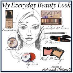 """Everyday Beauty"" by spoe ❤ liked on Polyvore"