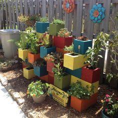planter with lemon grass and sweet potato vine - Google Search