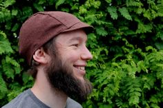 Hey, I found this really awesome Etsy listing at http://www.etsy.com/listing/151581987/brown-linen-cycling-cap-mens-and-womens