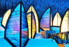 Tschuggen Grand Hotel - Arosa, Switzerland
