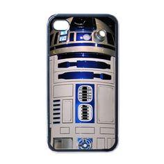 Apple iPhone Case - R2D2 Robot Star Wars Movie - iPhone 4 Case Cover | Merchanstore - Accessories on ArtFire