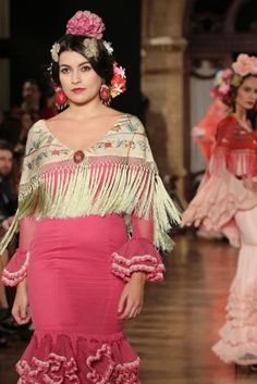 Traje de Flamenca - Pol-Nunez - We-love-flamenco-2015