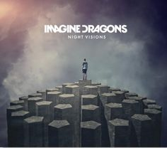 """Imagine Dragons' """"Night Visions"""" is Indie Music Perfection Cd Album Covers, Cd Cover, Music Covers, Cover Art, Cover Songs, Dubstep, Playlists, Photomontage, Demons Imagine Dragons"""