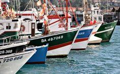 le port de pêche de saint jean de luz