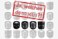 Portrait-Objektive für Nikon: Es gibt scheinbar unendlich viele. Hier eine Übersicht samt Kaufempfehlungen für jeden Geldbeutel! Mehr auf: http://www.sagtmirnix.net/?id=254  Portrait-Lenses for Nikon: There are plenty of them. Here is an overview and a  recommendation - cheap or high end! More at: http://www.sagtmirnix.net/?id=254