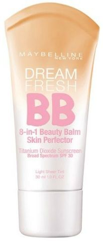Beauty Spy: Caroline L. A crowd favorite, Maybelline's BB cream gives light, dewy coverage