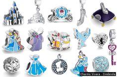 A coleção de charms da Disney para Life Vivara