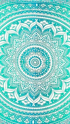 Ombre Mandala Wall Hanging Gypsy Indian Tapestry Bohemian Dorm Decor Hippie Art for sale online Mandala Art, Mandala Drawing, Flower Mandala, Indian Mandala, Indian Tapestry, Boho Tapestry, Mandala Tapestry, Tapestry Wall Hanging, Bohemian Bedspread