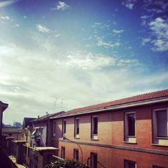 Mariele Leoni, Treviglio italy skyline