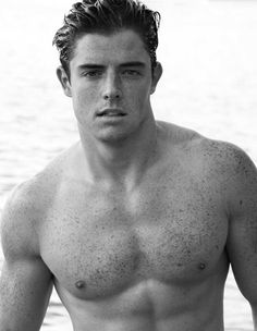 Mat Lachance   35 Insanely Hot Guys Whose Freckles Will Give You Life