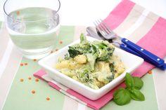 Zapiekane brokuły