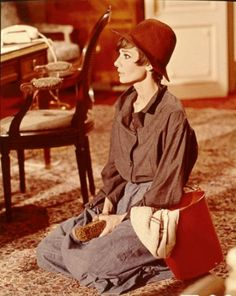 Audrey Hepburn - 'How To Steal A Million' - 1966