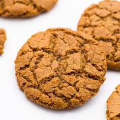 These gluten-free peanut butter cookies are flourless and super easy to make! They're also naturally grain-free and dairy-free. With a how-to recipe video.