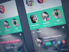 9 Best Collateral world images | Mobile app ui, UI Design, Ui ux