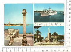 BRINDISI - Souvenir - Anni '60