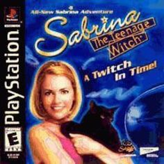 Buy Sabrina The Teenage Witch for Playstation PS1