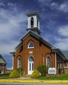 Salem United Church of Christ Elizabethville Pa