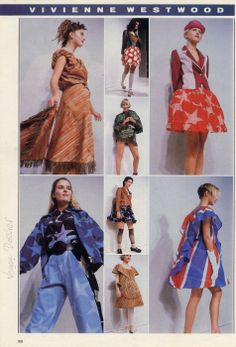 The early years – Vivienne Westwood