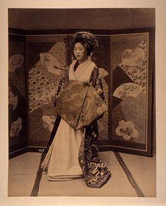 dayuu (太夫) who was in high rank