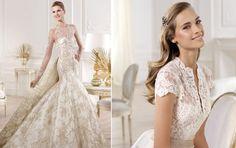 Stylish French And Turkish Bridal Dresses 2015   Lifestyle Ideas