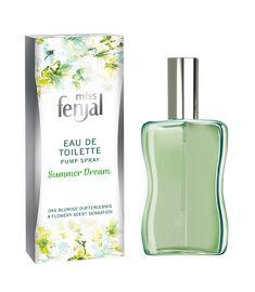 Miss Fenjal EDT - Summer Dream 50ml #fenjal #gifts #giftideas #travel #christmas #beauty #fragrance #perfume