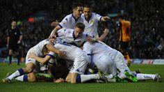 Celebration Against Hull City