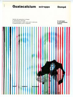 UKADAPTA BLOG: Dompe Ad by Franco Grignani, 1954