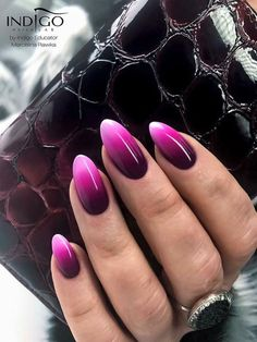 Best Ideas About Ombre Nails Art Design 65