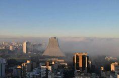 Dia frio em Porto Alegre!