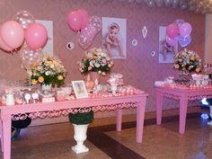 Festa Princesas para Luiza