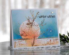 winter wishes https://virginialusblog.blogspot.ca/2018/01/stamping-winter-scene-take-2.html