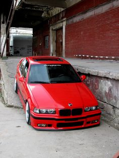 E36 Cabrio, E36 Sedan, E36 Coupe, Bmw 318i, Bmw E30 M3, Bmw Cars, Bmw E36 Drift, Bmw Red, Carros Bmw