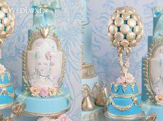 Style File: Let Them Eat Cake | WedLuxe Magazine
