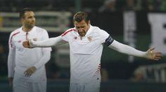 Liga Mistrzów: wysoka nota Grzeogorza Krychowiaka, Polak najlepszy w Sevilla FC