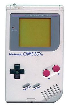 Nintendo Game Boy... One of the more memorable Christmas gifts I received
