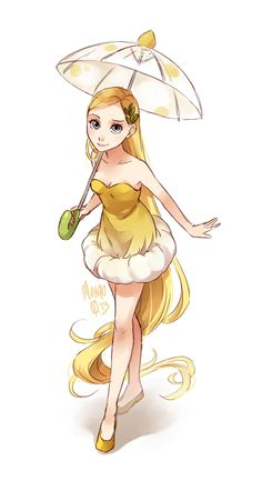 lemonade fullbody by meago.deviantart.com on @deviantART