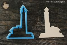 Take a trip to the coast with our Lighthouse Nautical Cookie Cutter. Available in mini, standard, and large sizes Shipping is available worldwide, including Canada, the UK, and Australia.