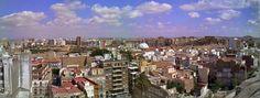 Cartagena, vista desde el Parque de Torres